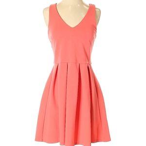 Aqua Dress - Fit & Flare